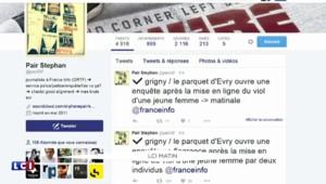 La vidéo d'un viol diffusée sur les réseaux sociaux révolte la Toile