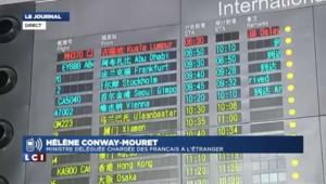 """Vol MH370 : """"nous sommes en contact avec les autorités locales"""""""