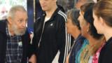 Cuba : Fidel Castro réapparaît en public pour voter