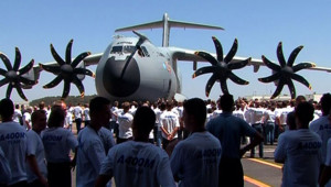 airbus avion militaire A400M