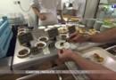 Cantine insolite : des grillons dans l'assiette