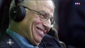 Jean-Pierre Pernaut rend hommage à Thierry Roland