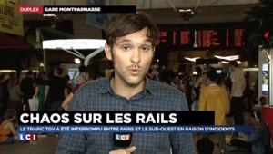 SNCF : le trafic reprend progressivement sur les lignes du sud-ouest