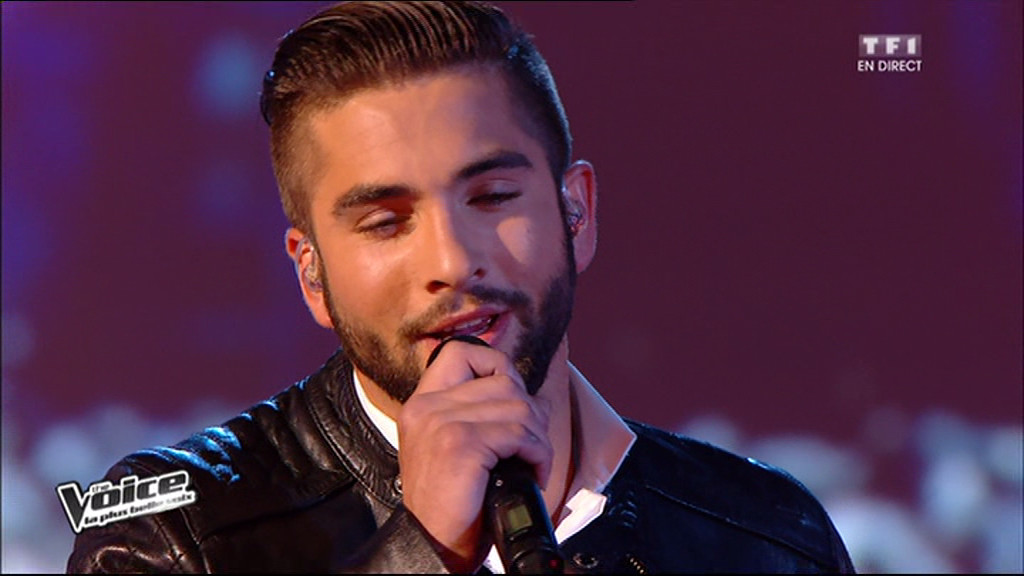 The voice : BRAVO KENJDI