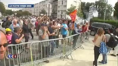 A La Rochelle, Valls veut rester serein