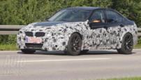 BMW M3 F30 2012 scoop