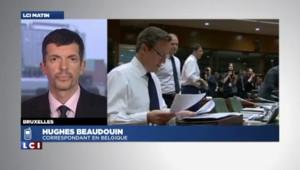"""Budget : Bruxelles salue """"la bonne volonté"""" de Paris"""