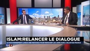 Dialogue avec l'islam : l'imam d'Alfortville félicite le gouvernement