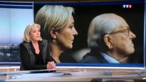 """Marine Le Pen demande à son père d'""""arrêter ses responsabilités politiques"""""""