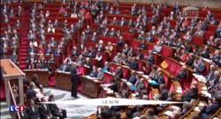 Assemblée nationale : Laurent Fabius ovationné par les députés