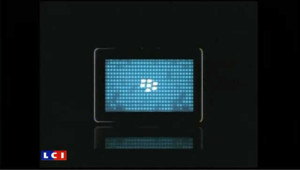 Blackberry lance sa tablette Playbook