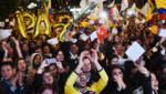 Colombie Bogota Farc accord de paix conflit