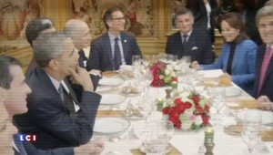 COP 21 : Obama et Hollande finissent la journée de lancement dans un grand restaurant parisien