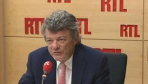 Jean-Louis Borloo aux micros de RTL le 27 août 2013.