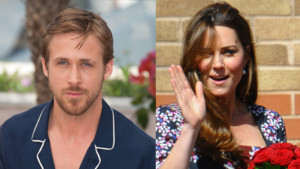 Ryan Gosling et Kate Middleton