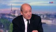 """Sous-marins : """"Qui va faire quoi ?"""", les futures négociations expliquées par Jean-Yves Le Drian"""