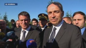 Valls et Copé à Meaux