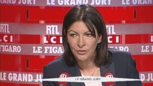 Anne Hidalgo était l'invitée du Grand Jury du dimanche 24 janvier 2016.