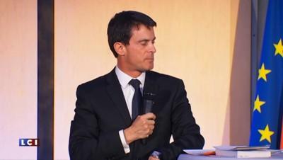 """Attentats de Paris : """"Il n'y a aucune excuse à trouver"""" affirme Valls"""