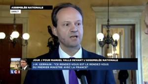 """Jean-Marc Germain : """"On va voir si Manuel Valls nous a entendus"""""""