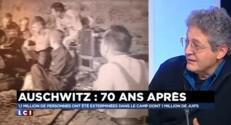"""Libération d'Auschwitz : quand les déportés sont revenus, """"leurs histoires étaient inaudibles"""""""