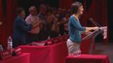 Arlette Laguiller en guest star au Zenith pour Nathalie Arthaud