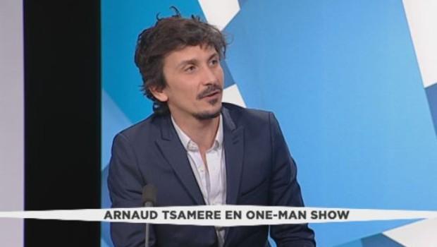 Arnaud Tsamere invité de LCI soir (27/01)