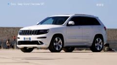 Essai Vidéo : Jeep Grand Cherokee SRT