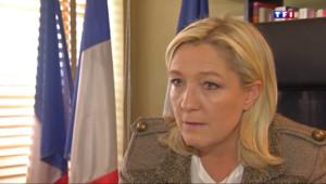 """Le 13 heures du 24 mars 2015 : Départementales : face au FN, """"ni-ni"""" ou front républicain ? - 1280.404"""