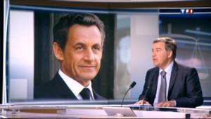 Le 20 heures du 24 mars 2013 : Affaire Bettencourt : les prochaines �pes judiciaires pour Nicolas Sarkozy - 526.2705