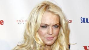 Lindsay Lohan, le 26 octobre 2009, à Los Angeles