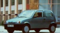 FIAT Cinquecento SX Shopping FM - 1996