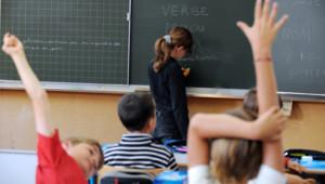 Rentrée scolaire à Nantes en 2011