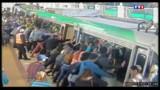Australie : coincé entre une rame et un métro, il est sauvé par les passagers