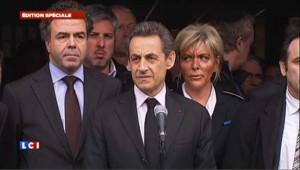 """""""Aujourd'hui est une journée de tragédie nationale"""""""