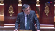 """François Fillon : """"Lorsque la France est faible, elle subit l'Europe"""""""