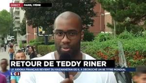 """Teddy Riner : les Jeux olympiques, """"la médaille que tout le monde attend"""""""