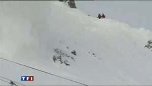 Attention, risque d'avalanches