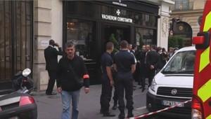 Bijouterie Vacheron Constantin rue de la Paix à Paris