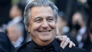 Chrisitan Clavier à Cannes le 23 mai 2013
