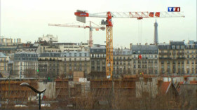 La France compte environ 4 ,5 millions de logements sociaux locatifs.