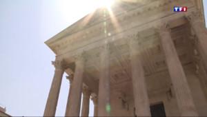 Le 20 heures du 17 juillet 2015 : A Nîmes, la chaleur ne faiblit pas - 822
