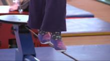 """Le 20 heures du 24 octobre 2014 : """"Graine de cirque"""" lance des ateliers de d�uverte pour les enfants - 1749.0889609985352"""