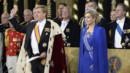 Le nouveau roi des Pays Bas Guillaume IV prête serment.