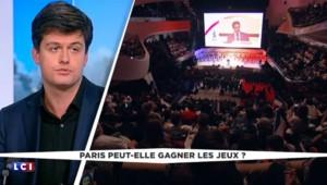 """Paris 2024 : """"Pourquoi on ne ferait pas un référendum pour les Jeux olympiques"""""""