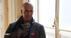 Présidence de la Fifa : Michel Platini reçoit le soutien de Zinedine Zidane