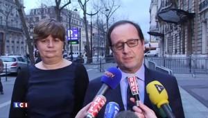 """Attaques à Copenhague : """"les mêmes cibles qu'à Paris"""" pour Hollande"""