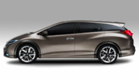 Honda Civic Wagon Concept 2013