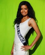 Miss Ile de France 2010 - Sabine Hossenbaccus - Election candidate Miss France 2011- © SIPA - Interdit à toute reproduction, téléchargement ou stockage