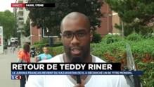 Mondiaux de judo : le texto de François Hollande à Teddy Riner après sa victoire